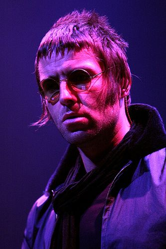 Oasis. Point theatre 3rd December 1997 Heaton park Manchester 7th June 2009