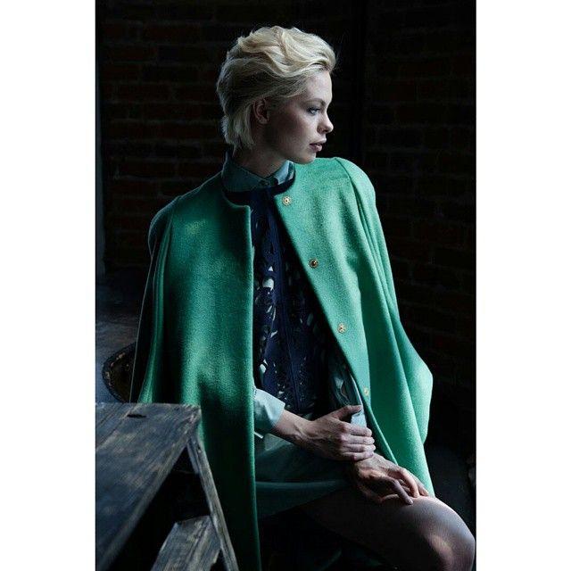 #nakedstudio #Moscow #fashion #2015 #dolman #blue #green #greenblue #perforation #perforationsuede #top #Москва #перфорация #доломан #зеленый #голубой