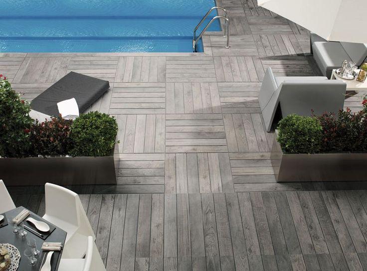 Pavimenti: grès effetto legno oxford acero di porcelanosa