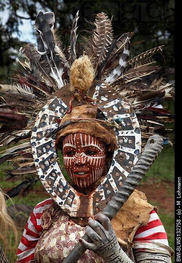 kikuyu woman in Kenya  (Memorias de Africa)