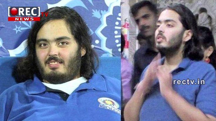 Mukesh Ambani's son Anant Ambani weight loss: How he lost 108 kg in 18 m...