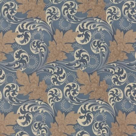 Blue Barn Prints Golden Hour 42271 14 Light Blue Florals