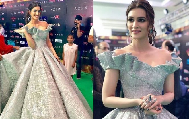 Kriti Sanon Expresses Gratitude To Iifa For Style Icon Award Video