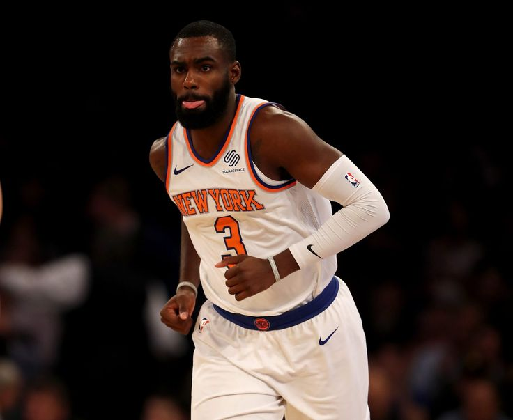 The Knicks rebounded from their loss to the Raptors last week with a home win behind a career night from Tim Hardaway Jr.