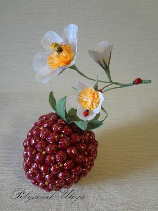 Gallery.ru / Фото #11 - Ягоды, фрукты из конфет - pinata-kr