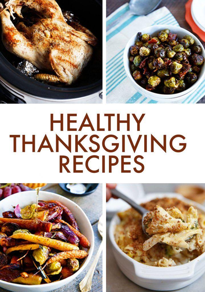 Healthy Thanksgiving Recipes (paleo, gluten-free) - Lexi's Clean Kitchen