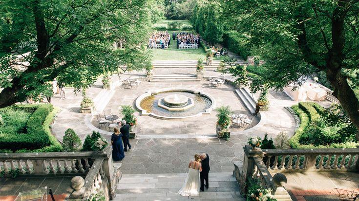wedding at Graydon Manor Hall