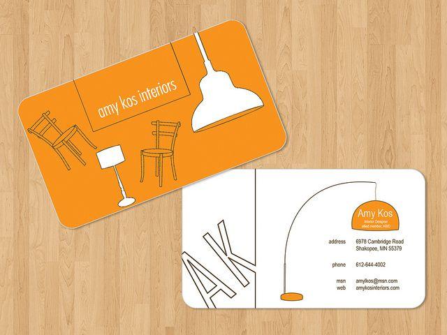 36 best Business Card Ideas images on Pinterest   Carte de visite ...
