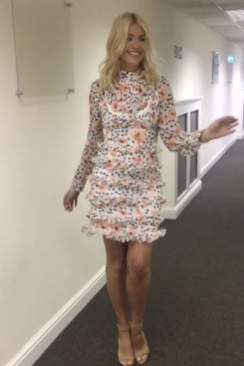 How has Holly Willoughby lost weight? This Morning presenter bombarded with questions over weight loss but won't reveal her diet and workout secrets - Empower Your Mind- Fashion, News & Beauty