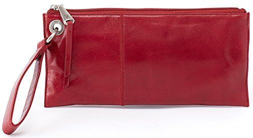 VIDA Leather Statement Clutch - Buried Treasure by VIDA pmFTjf