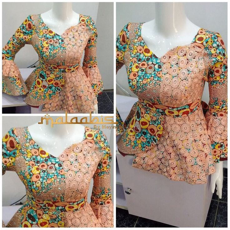 Ankara peplums are so in!Kano based fashion designer Maymunah Anka of MALAABIS_BY_MAYMZ shows more of very stylish and elegant about Ankara peplum tops. And yes to the ruffle and flare of a peplum that accentuate and add curves for that top notch and breathtaking look.The Ankara...