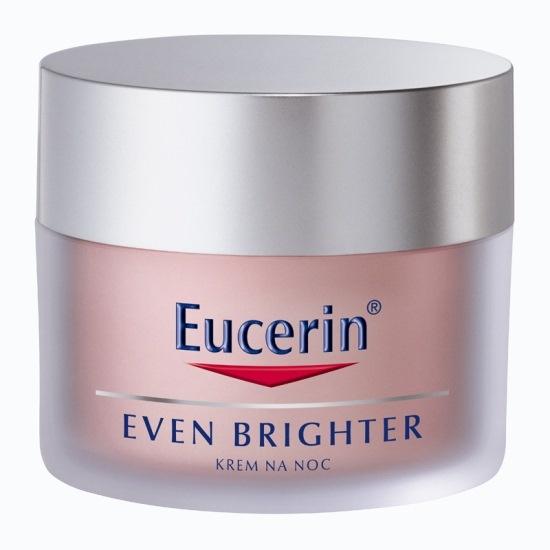 Eucerin EVEN BRIGHTER krem redukujący przebarwienia na noc