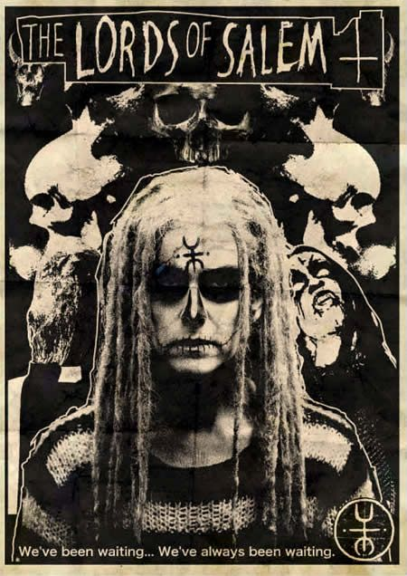 The Lords of Salem. I'm a big Rob Zombie fan and typically love everything he does but I couldn't get into this. Maybe I should give it another shot.