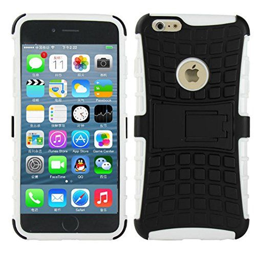 [For iPhone 6Plus 6sPlus]Rugged Holster Heavy Duty Armor Shield 2-in-1 Hybrid Dual Layer Kickstand Case Cover Skin by Arcraft(TM)  //Price: $ & FREE Shipping //     #home