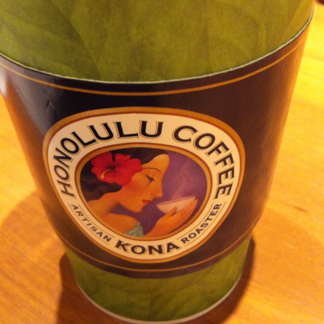 HONOLULU COFFEE AT TOKYO