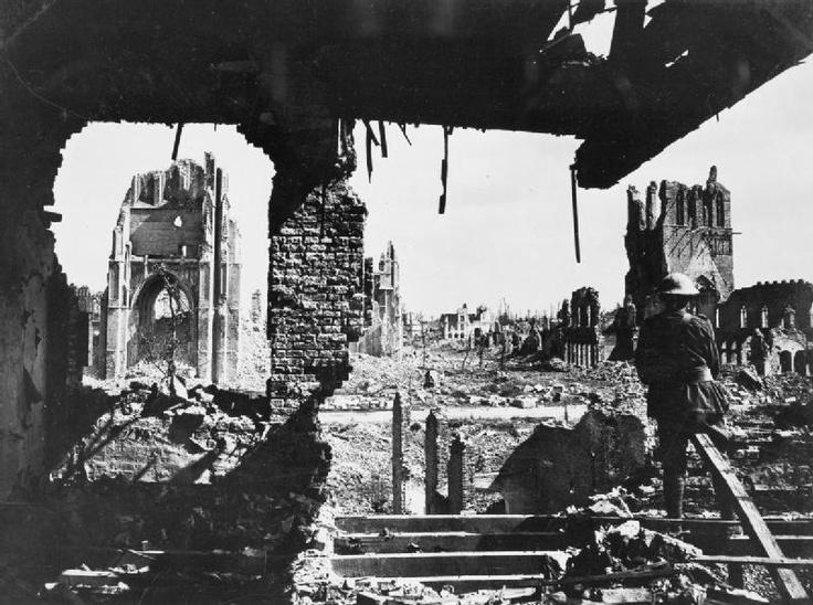 The Battle of Passchendaele - Assignment Example
