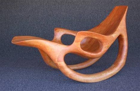 Beautiful Wooden Chair 88..... More Amazing #Chairs and #Woodworking Projects, Tips & Techniques at ►►► http://www.woodworkerz.com