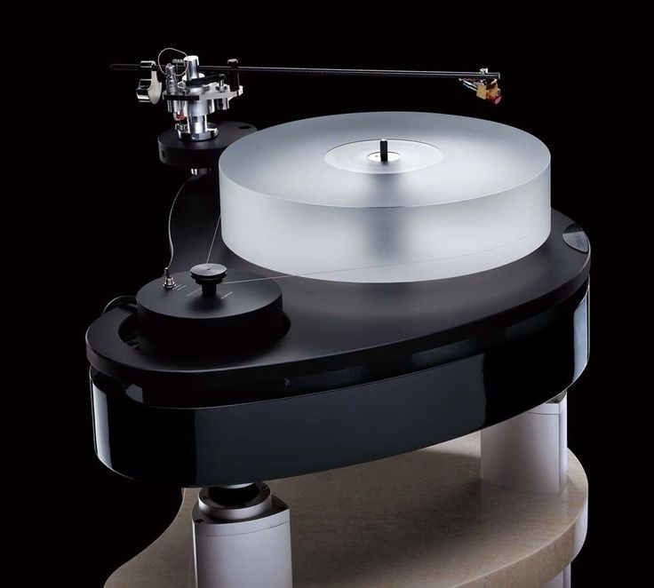 High end audio audiophile turntable Droplet LB5.OIIKM