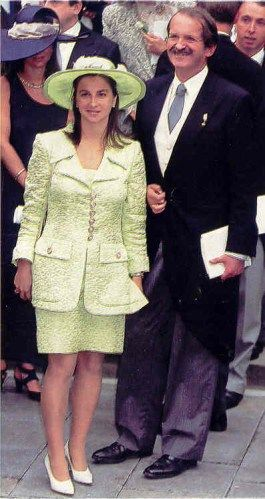 Duchess of Bragança,  July 1, 1995 | Royal Hats