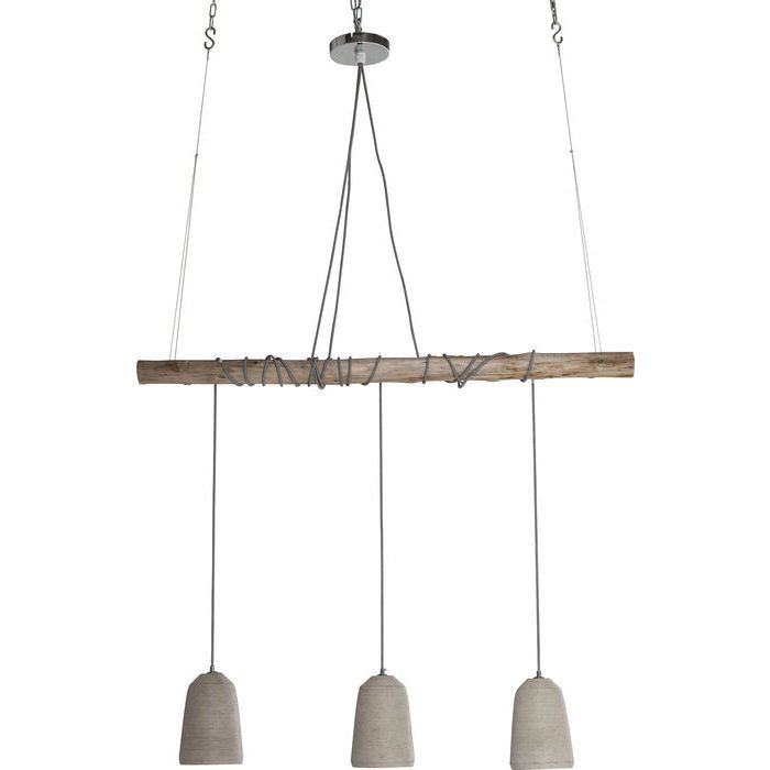 Pendant Lamp Dining Concrete - KARE Design