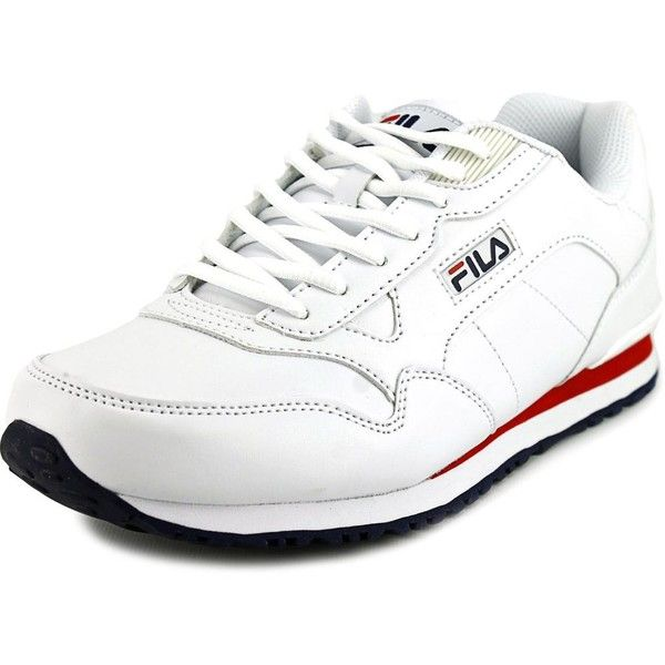 fila cress women sneakers 50 liked on polyvore featuring shoes sneakers white fila shoes. Black Bedroom Furniture Sets. Home Design Ideas