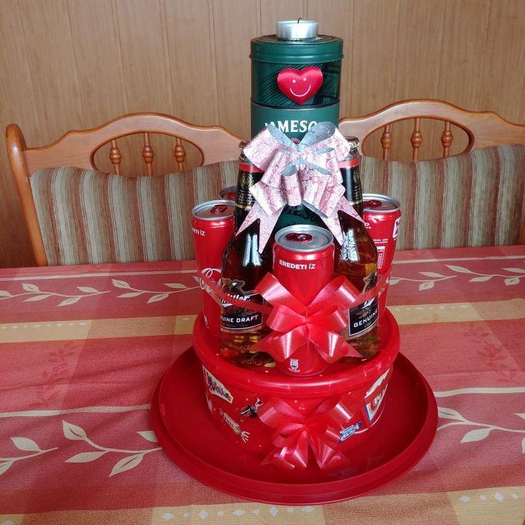 Torta férfiaknak :)