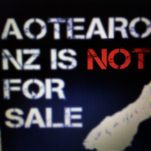 Join us today at 3pm Britomart to protest the sale of NZ's state owned energy generation assets #ANFS