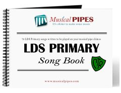 LDS Primary Pipe Chime Music | Pipe Chimes, Music, Homemade Instructions & More! - Musical Pipes