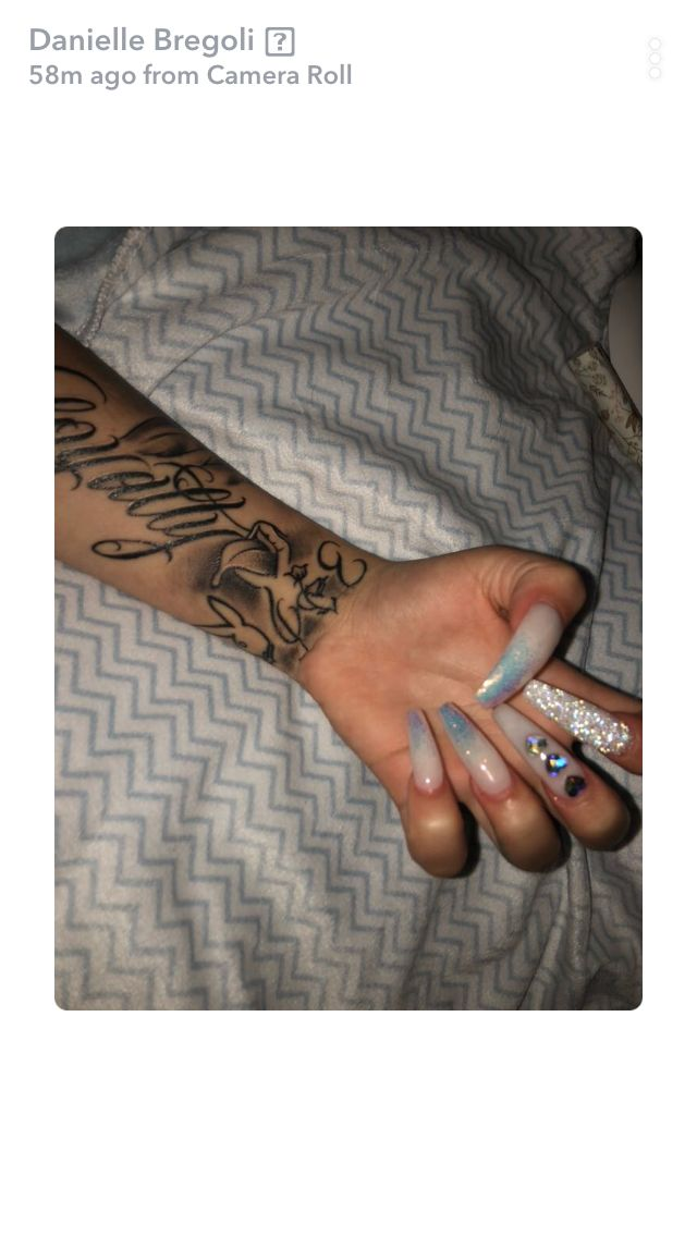 BHAD BHABIE NAILS AND TATTO ️ | BHAD BHABIE in 2019 ...
