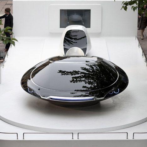 Mutation by Ora-Ito for Citroen | ♂ Concept Futuristic ...