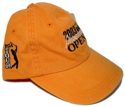 Phoenix Golf Open PGA Tour Unstructured Women's Orange Cap Hat by Ahead