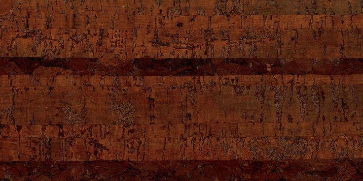 Gelakte Kurk vloer, zwevend gelegd: Lane Chestnut