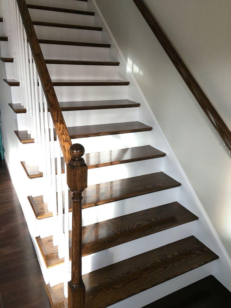 Hardwood Stairs!
