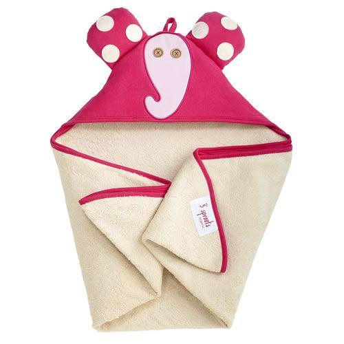 Telo bagno ideale per neonati fino a 18 mesi con un grazioso elefante rosa al cappuccio. Misure: 79 x 79 cm. Morbido cotone al 100% e lavabile in lavatrice. #neonato #Telobagno #telo #bagno #cappuccio #elefante #rosa #depop #depopabbigliamento #depopmarket @depop @depopmarket #depopabbigliamento #family #famiglia #familyeco