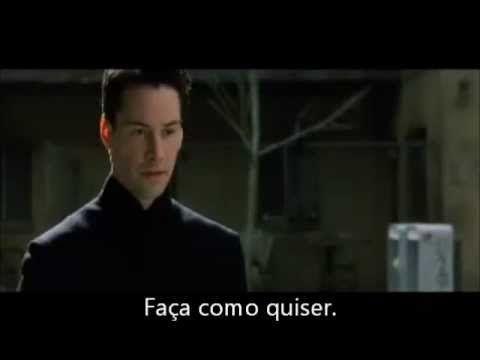 Oráculo fala sobre o Livre Arbitrio [Matrix: Reloaded]