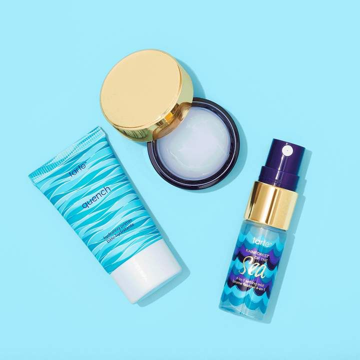 Sea The Hydration Skincare Set Sponsored Ad Paid Thank You Tarte Cosmetics For Sponsoring Today S Post Tarte Cosmetics Skincare Set Skin Care