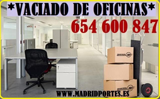 MUDANZAS CON CARGA/DESCG.BARATAS ARGANZUELA PORTAL A PORTAL DESDE 30€ PORTES EN TODO MADRID CAPITAL,  LLAMANOS (65)4600#847  MADRIDPORTES SL, A SU DISPOSICION. .TRASLADO + CARGA Y DESCARGA ((MUDANZAS BARATAS EN ARGANZUELA)) DESDE 95€  TRANSPORTES ECONOMICOS MADRID Y RESTO DE LOCALIDADES: COSLADA, PINAR DE CHAMARTIN, MAJADAHONDA, CIUDAD LINEAL, COLMENAR VIEJO, TORREJON DE ARDOZ, HORTALEZA, ETC. NOSOTROS OFRECEMOS LOS SERVICIOS  PROFESIONALES, CON TOTAL CUIDADO, PUNTUALIDAD Y RAPIDOS.