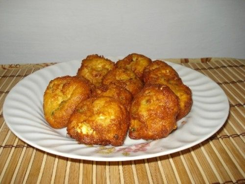 Kapros sajtos cukkinigolyók – - Zöldséges receptek - Ducika Konyhája magazin - Hotdog.hu