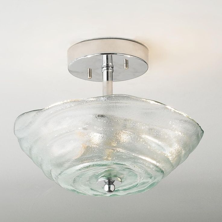 industrial chain link ceiling light glass ceiling 17616