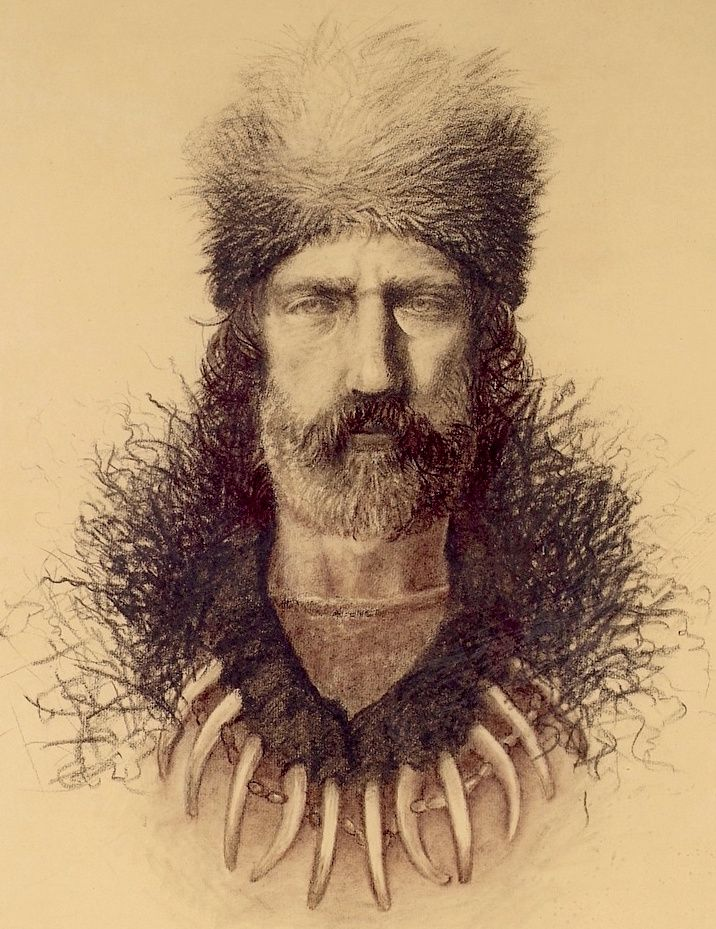 Hugh Glass,a victim of a Grizzly   Bear attack,was a well known mountain man.