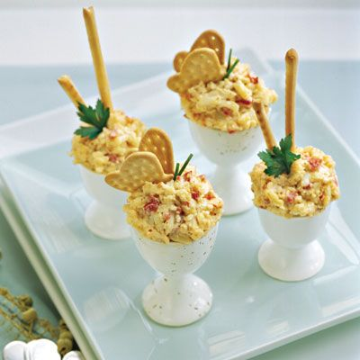 106 best wedding hors d 39 oeuvres images on pinterest for Appetizer decoration