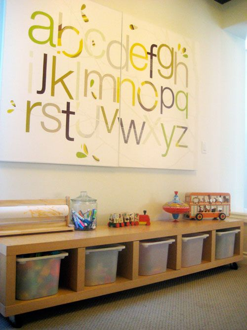 The bench / shelf is good for sitting, playing, and storing his cars and other toys