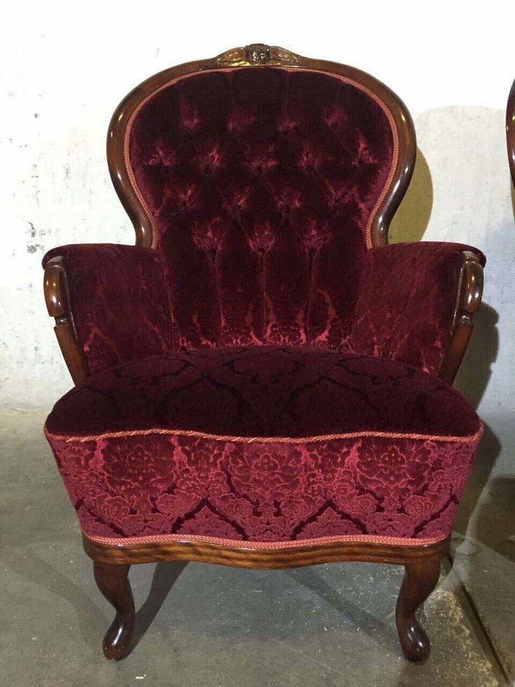 Купить Винтажное кресло - кресло, бортовое кресло, винтажное кресло, антикварное кресло, старинное кресло