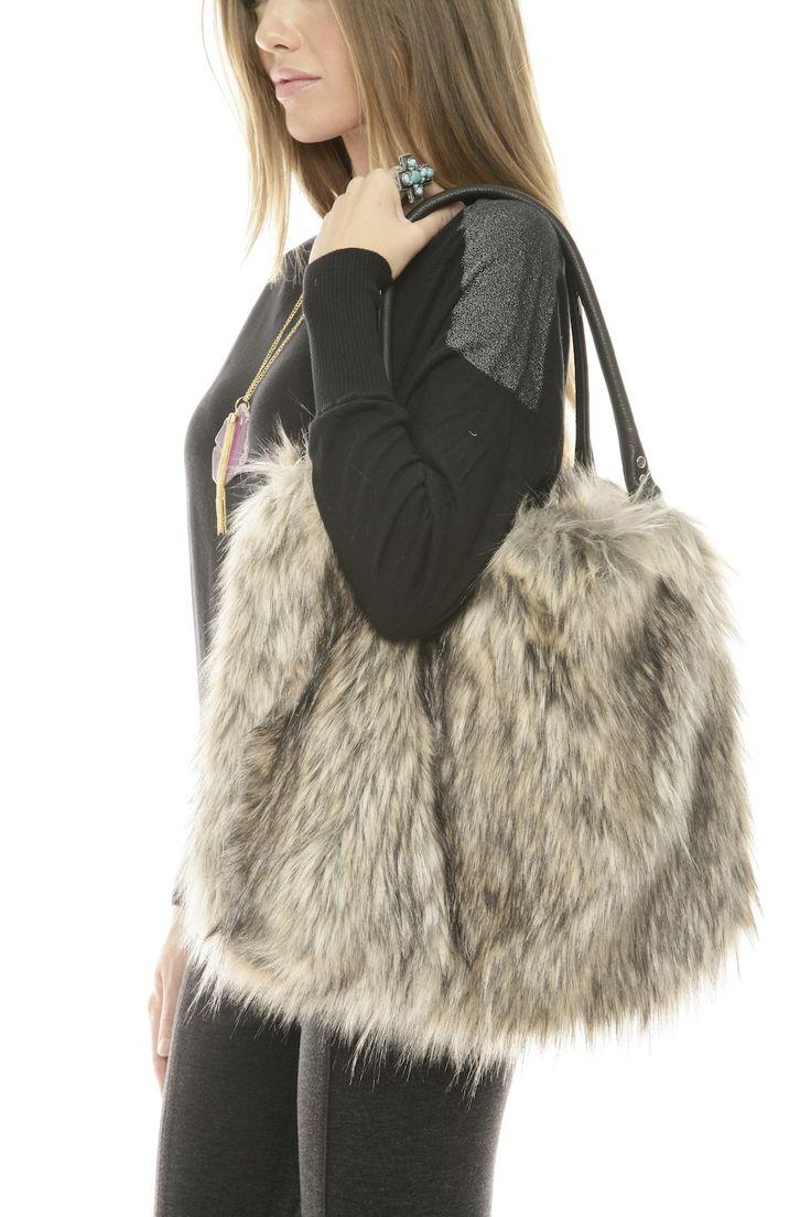 Exmoor Fur Bag