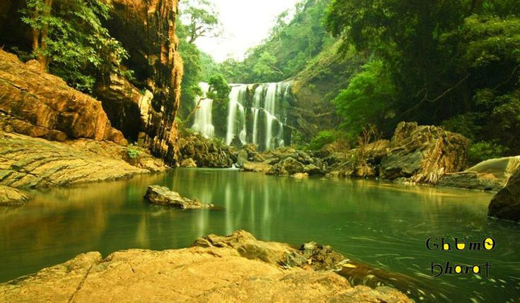 """Location : Dandeli ,Karnataka  It is very famous for Wild sanctuary, Paper Mills, Syntheri Rock and Forest Resorts. Kali River is the main water source.   People of this city are coming from different states of the India. They are very good example for """"unity in diversity"""" with its different culture, religion and language. So Dandeli city is Recognised as """"MINI INDIA"""". It is also a perfect place for white water rafting."""