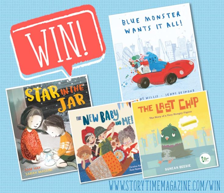 Brilliant books to win in Storytime 41 from Egmont, Templar, Tiny Owl and Nosy Crow, – our latest issue! Enter here: http://www,storytimemagazine.com/win