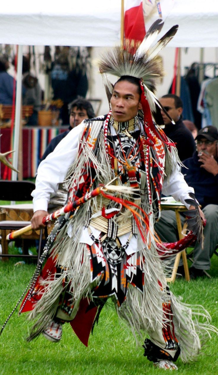 Native american healing and dance