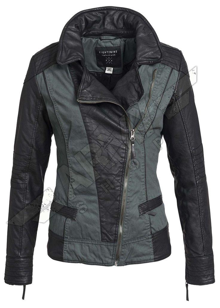 Giacca da donna Abigail - Eight2Nine - Verde | Abbigliamento Militare