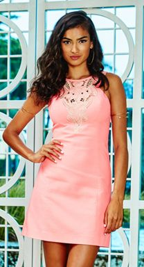 Lilly pulitzer summer 2018 dresses pink