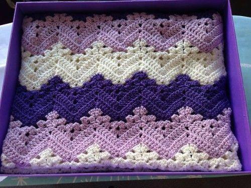 5 Beautiful Baby Blanket Free Patterns                                                                                                                                                      More